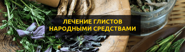 Лечение глистов народными средствами —рецепты и рекомендации