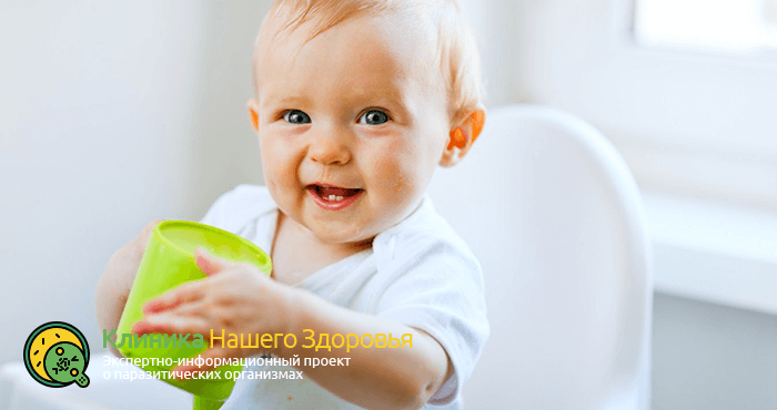 Симптомы и лечение описторхоза у детей: эффективные методы и народная медицина