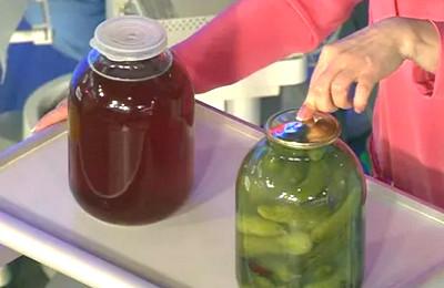 ботулизм в консервации с овощами