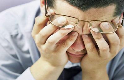 сухой глаз симптомы