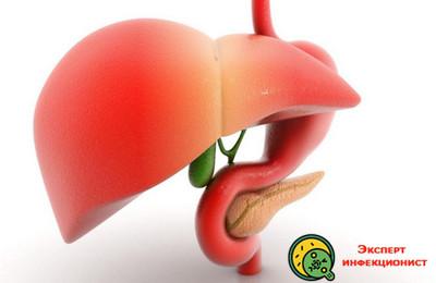 лечение острого гепатита С